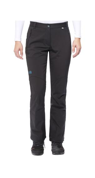Millet Monterosa - Pantalon Femme - noir